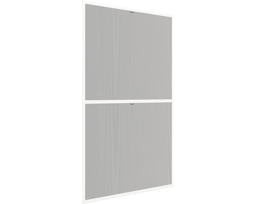 Moustiquaire cadre de fenêtre en alu XL home protect blanc 150x210cm