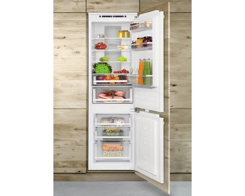 Réfrigérateur-congélateur Amica EKGCX 387 951 lxhxp 54 x 177.6 x 55 cm compartiment de réfrigération 177 l compartiment de congélation 67 l