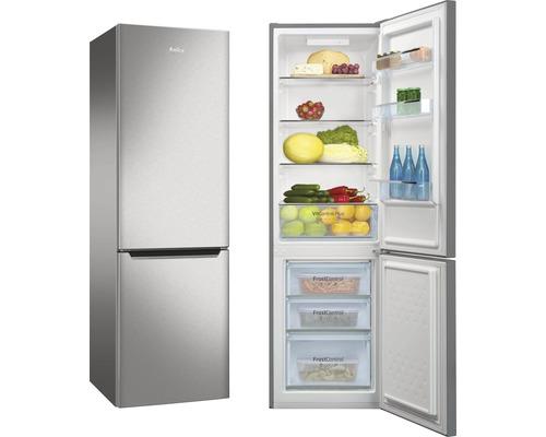 Réfrigérateur-congélateur Amica KGCL 387 150 E lxhxp 54 x 178 x 55 cm compartiment de réfrigération 187 l compartiment de congélation 75 l