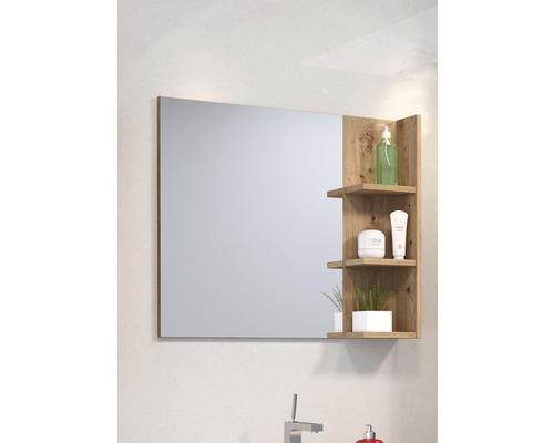 Wandspiegel Geo ohne Beleuchtung 67 x 79 cm
