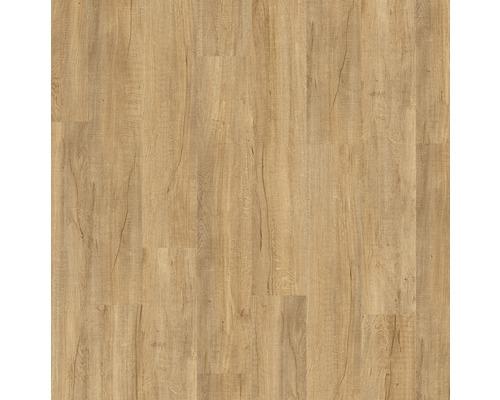 Planche vinyle Dryback Land Oak Gold, à coller, 23x150cm-0