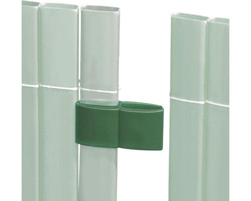 Attaches de tapis, 4 pces vert