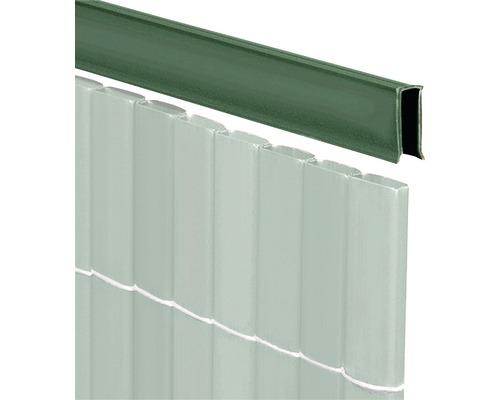 Profilé de recouvrement en U pour RÜGEN 150cm vert