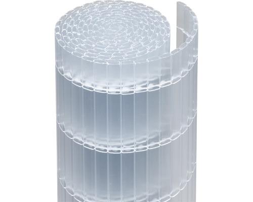 Occultation en PVC Sunline 140 x 300 transparent