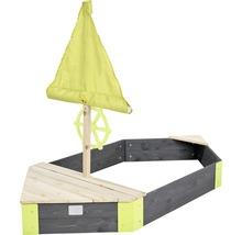 Bac à sable EXIT Aksent bateau bois-thumb-0