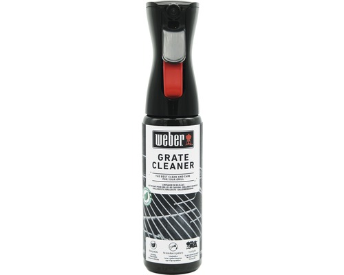 Nettoyant pour grille à barbecue, spray nettoyant, Weber 300 ml