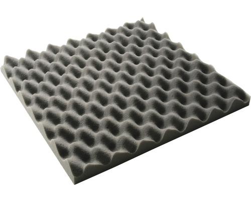 Mousse acoustique Akupur mousse à picots 400x400x50 cm