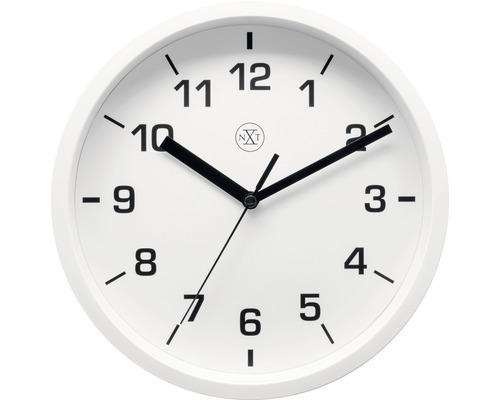 Horloge murale Easy Small blanc Ø 20 cm