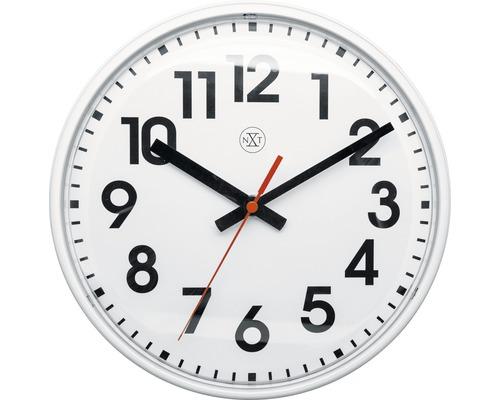 Horloge murale Peter blanc Ø 26 cm