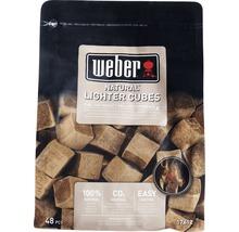 Cube allume-feu Weber écologique 48pces-thumb-0