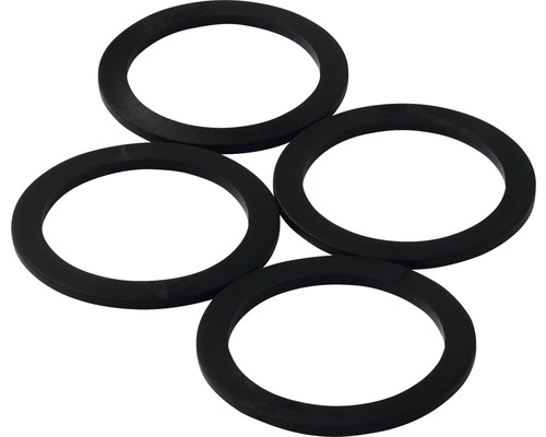 "TPE-Ring 30 x 39 x 2 mm 70 Sh.A für Abläufe 1 1/4"""