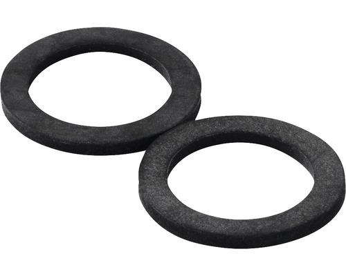 """EPDM-Ring 17 x 24 x 2 mm 70 Sh.A für Verschraubung 1/4"""""""
