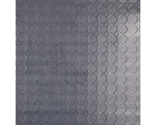PVC Smart Noppenoptik grau 200 cm breit (Meterware)