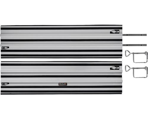 Rail de guidage Aluminium Einhell L700, en 2 pièces