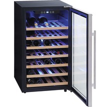 Weinkühlschrank PKM WKS52A BxHxT 49.5 x 84 x 58 cm Kühlteil 120 l für 52 Stück Flaschen-thumb-10