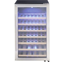 Weinkühlschrank PKM WKS52A BxHxT 49.5 x 84 x 58 cm Kühlteil 120 l für 52 Stück Flaschen-thumb-5