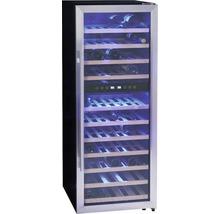 Weinkühlschrank PKM WKS72B BxHxT 49.5 x 127.5 x 58 cm Kühlteil 192 l für 73 Stück Flaschen-thumb-7
