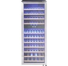 Weinkühlschrank PKM WKS72B BxHxT 49.5 x 127.5 x 58 cm Kühlteil 192 l für 73 Stück Flaschen-thumb-3