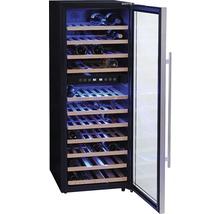 Weinkühlschrank PKM WKS72B BxHxT 49.5 x 127.5 x 58 cm Kühlteil 192 l für 73 Stück Flaschen-thumb-8