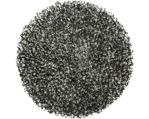 Éponge filtrante HEISSNER F540 noir