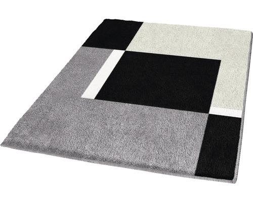 Badteppich Kleine Wolke Dakota platin 60 x 90 cm