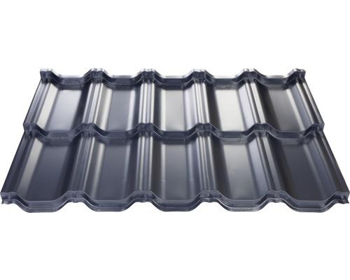 Tuile métallique PRECIT Sierra 725x1198x0,5 mm