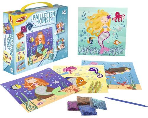 Kit créatif Art avec paillettes