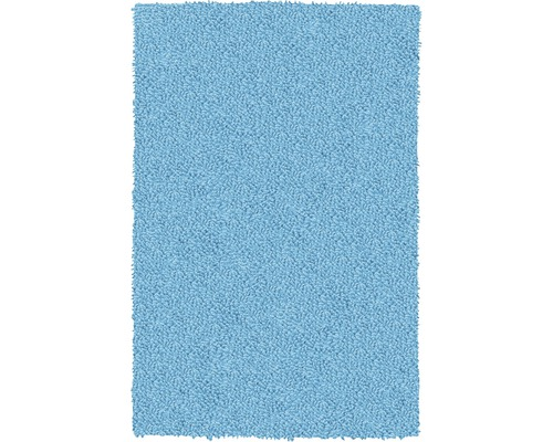 Badteppich Kleine Wolke Zagreb Himmelblau 50 x 60 cm