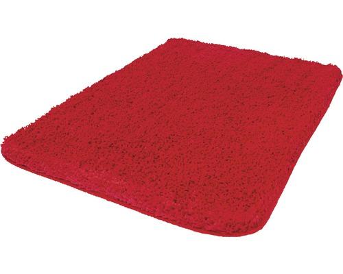 Badteppich Kleine Wolke Trend Rot 60 x 90 cm
