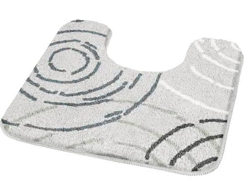Badteppich Kleine Wolke Splash Nebel 50 x 50 cm mit Ausschnitt