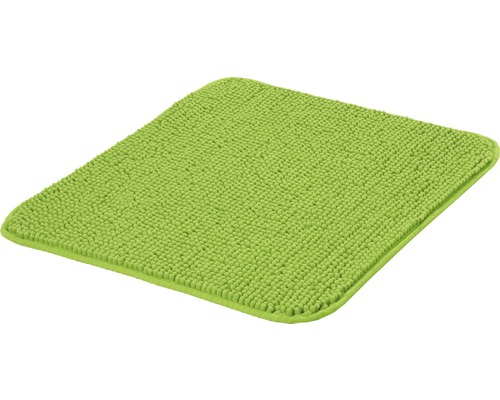 Badteppich Kleine Wolke Tammy Grün 50 x 60 cm