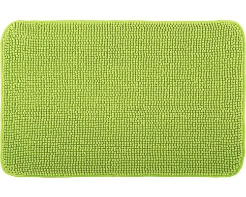 Badteppich Kleine Wolke Tammy Grün 50 x 80 cm