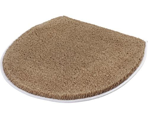 WC-Deckelbezug Kleine Wolke Soft Taupe 47 x 50 cm