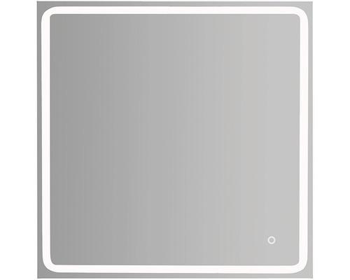 LED Badspiegel MIA 80x80 cm IP 44 40 W