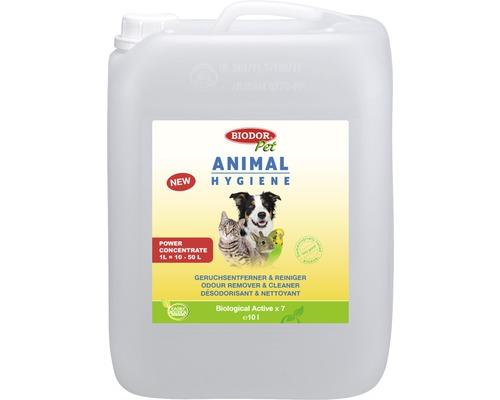 Désodorisant et nettoyant BIODOR Animal Hygiene 10 l