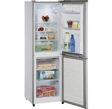Réfrigérateur-congélateur PKM KG 162.4A+ argent lxhxp 47.4 x 149.6 x 49 cm compartiment de réfrigération 99 l compartiment de congélation 54 l-thumb-5