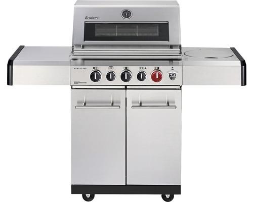 Barbecue à gaz Enders Kansas Pro 3 SIK Turbo 3 brûleurs acier inoxydable