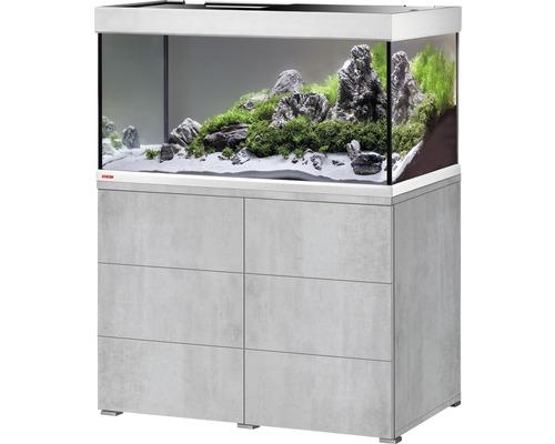 Kit complet d''aquarium EHEIM proximaTEC 250 avec filtres, éclairage LED, chauffage, meuble bas urban
