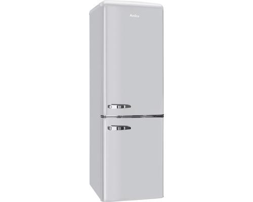 Réfrigérateur-congélateur Amica KGCR 386 100 G lxhxp 55 x 162 x 61.5 cm compartiment de réfrigération 147 l compartiment de congélation 55 l