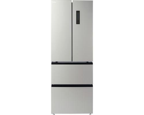 Réfrigérateur multi-portes Amica KGCN 388 180 E lxhxp 65.4 x 180 x 71.7 cm compartiment de réfrigération 228 l compartiment de congélation 129 l