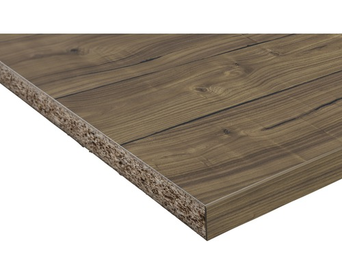 Küchenarbeitsplatte K4887 Nuss 4100x635x38 mm