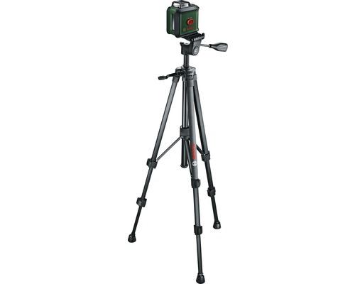 Laser à lignes croisées Bosch UnivLevel 360, kit avec trépied TT 150 et support de plafond MM3