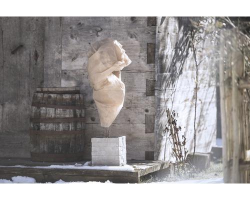 Polaire d''hiver FloraSelf 5x1,5m 25g/m²