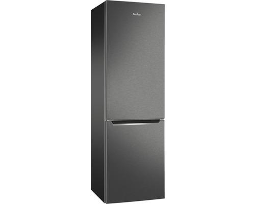 Réfrigérateur-congélateur Amica KGCL 387 150 S lxhxp 54 x 178 x 55 cm compartiment de réfrigération 187 l compartiment de congélation 75 l
