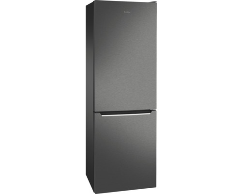 Réfrigérateur-congélateur Amica KGCL 388 160 S lxhxp 59.5 x 185.5 x 59.6 cm compartiment de réfrigération 211 l compartiment de congélation 104 l