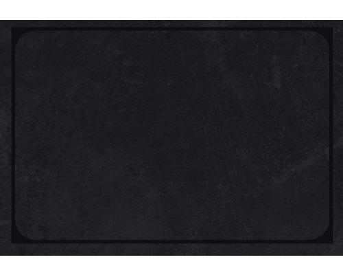 Set de table Rio ardoise 29x44cm anthracite