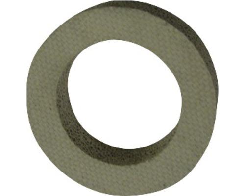 3 joints en caoutchouc cellulaire HEISSNER EPDM 8 mm d''épaisseur, noir