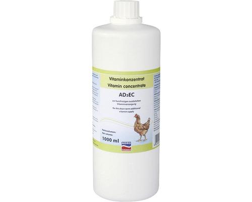 Concentré de vitamines AD3EC 1 l