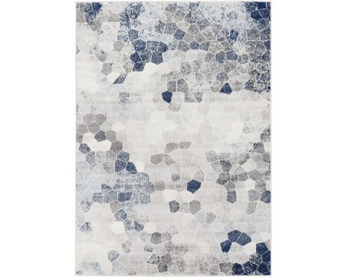 Tapis Montana bleu 80x150cm