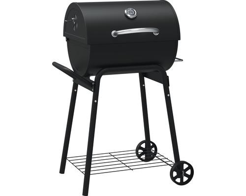 Barbecue au charbon de bois Tenneker® TC-Drum II anthracite